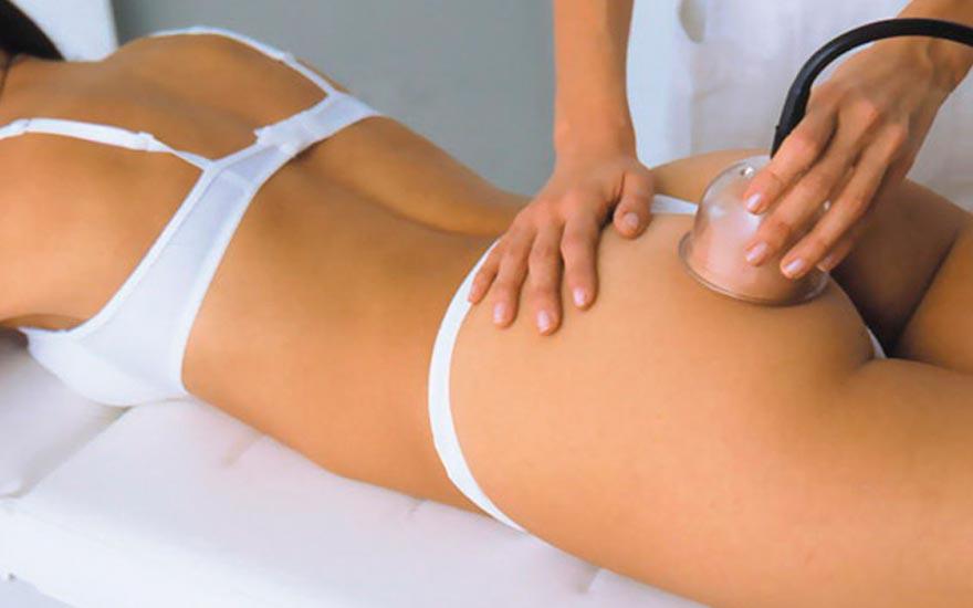 аппаратный антицеллюлитный массаж